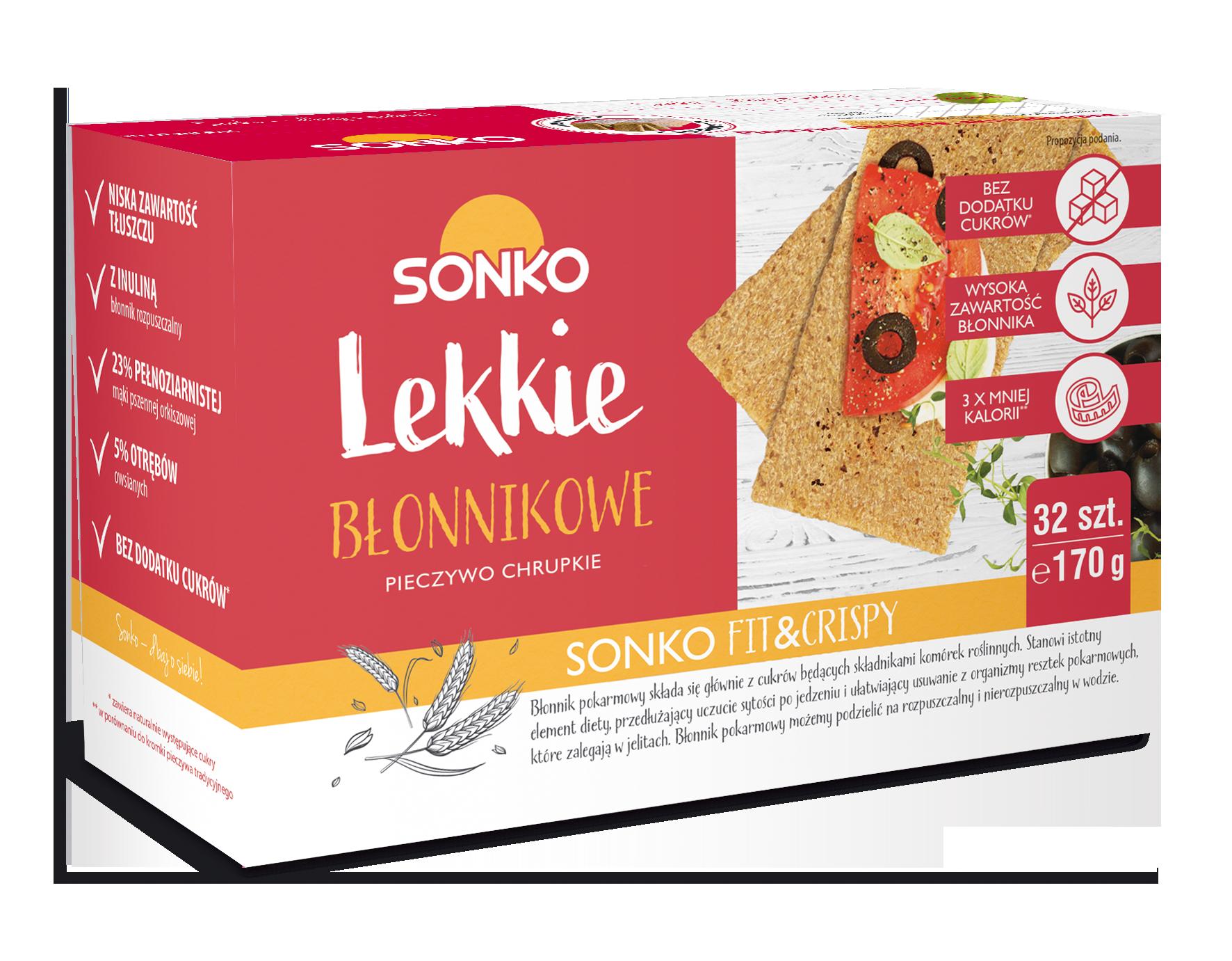 sonko light bread soluble