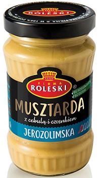 Roleski Musztarda jerozolimska