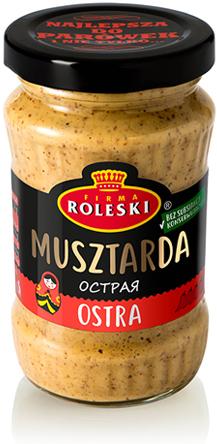 Roleski Musztarda Rosyjska