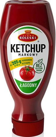 Ketchup Roleski Markowy Łagodny