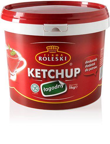 Ketchup Roleski Łagodny Łagodny