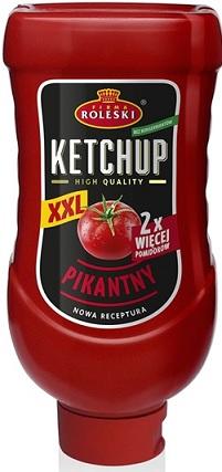 Ketchup Roleski XXL Pikantny