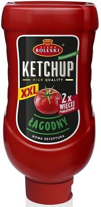 Ketchup Roleski XXL Łagodny