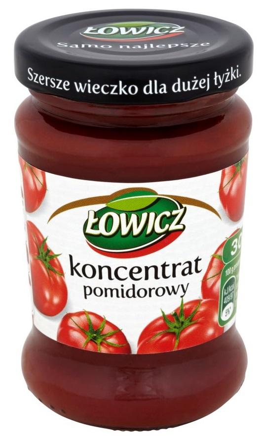 Łowicz koncentrat pomidorowy 30%