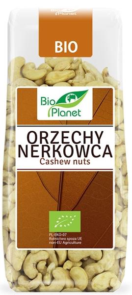 Bio Planet orzechy nerkowca, produkt rolnictwa ekologicznego