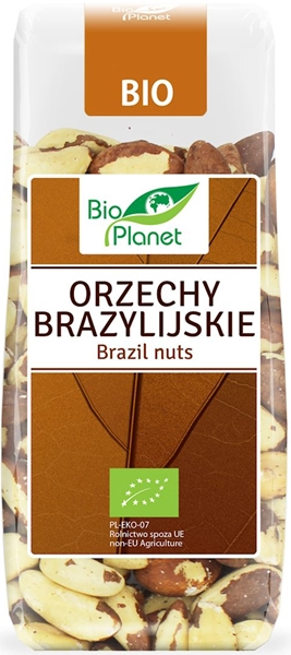 Бразильские орехи , продукт экологически чистого сельского хозяйства