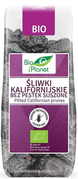 prunes , dénoyautées produit de l'agriculture écologique