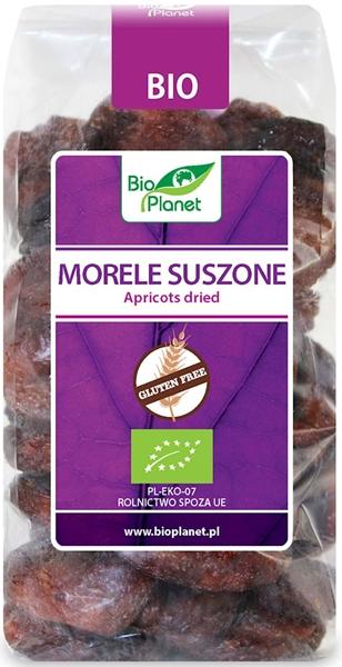 Bio Planet Morele, produkt rolnictwa ekologicznego