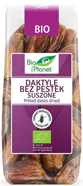 Bio Planet daktyle, produkt rolnictwa ekologicznego