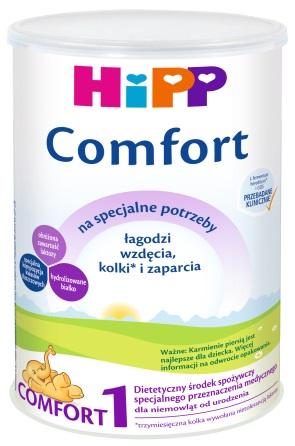 Hipp Comfort Combiotik 1 mleko początkowe dla niemowląt