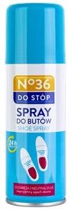 No.36 odświeżający spray do butów