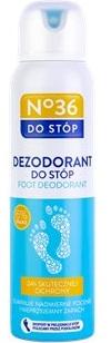 No.36  dezodorant do stóp odświeżający z talkiem szałwia lekarska+olejek miętowy