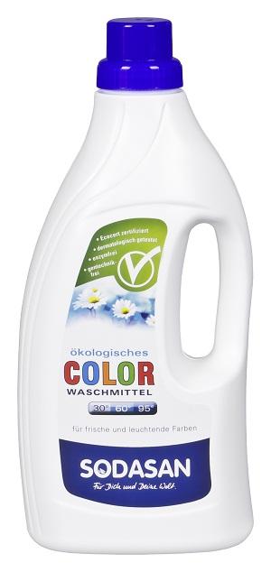 Sodasan Płyn do prania Color Detergent BIO