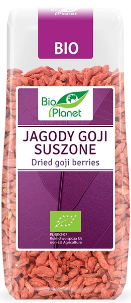 Bio Planet jagody goji suszone