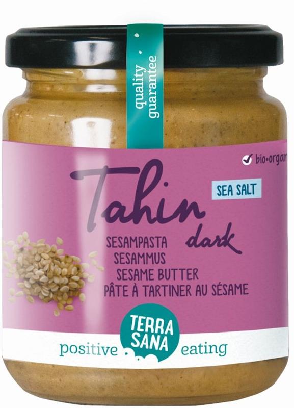 Terrasana Tahin Sesampasta BIO masło sezamowe