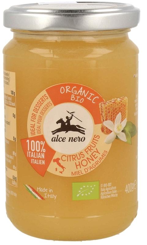 miel de naranja