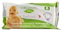 Organyc chusteczki higieniczno-nawilżające dla dzieci