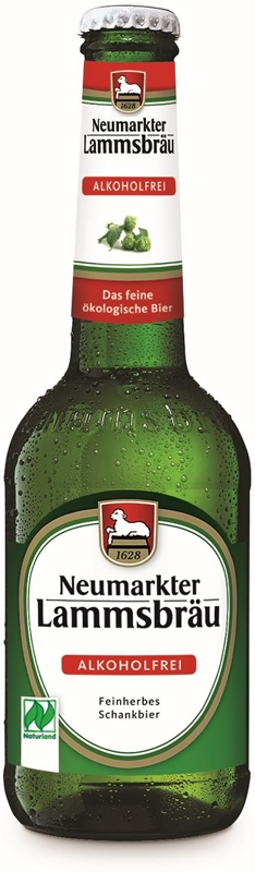 Neumarkter Lammsbrau Piwo BIO bezalkoholowe