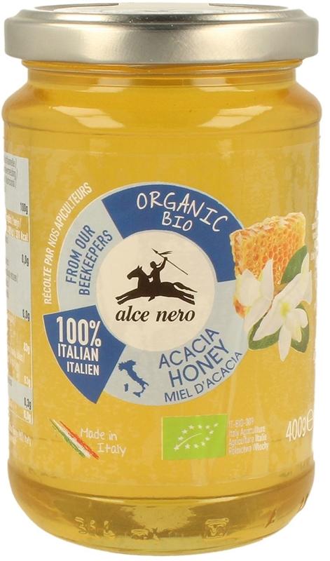 Le miel d'acacia BIO