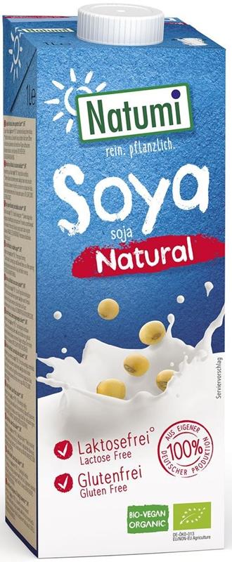 Natumi napój sojowy naturalny BIO