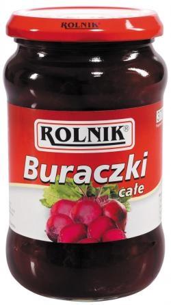 Rolnik Buraczki  całe
