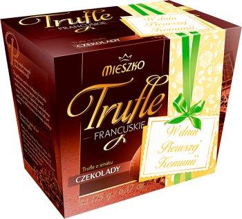 Mieszko Trufle francuskie o smaku czekolady