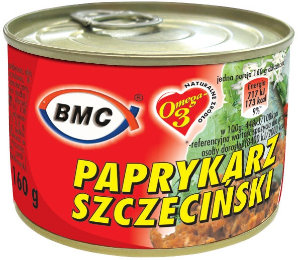 BMC paprykarz szczeciński