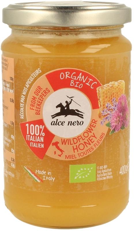 Multiflower de miel biologique