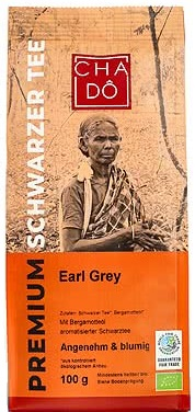 Cha Do Earl Grey Ekologiczna czarna herbata BIO