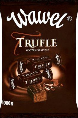 Wawel Cukierki  Trufle w czekoladzie