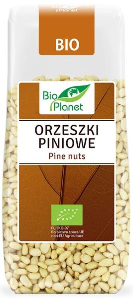 Bio Planet Orzechy piniowe BIO