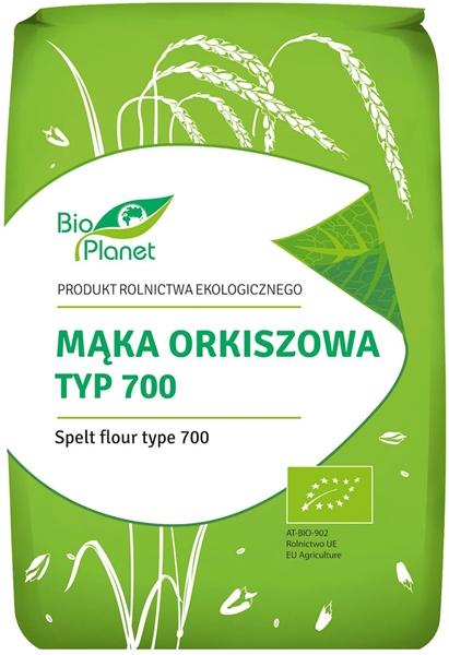 Bio Planet mąka orkiszowa typ 700  BIO