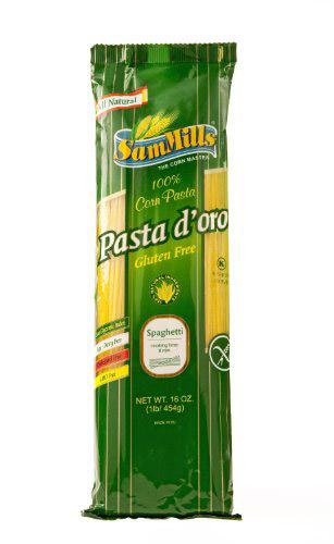 spaghettis sammills sans gluten
