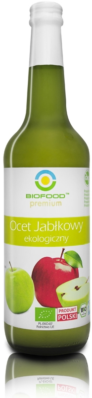 Bio Food Ocet jabłkowy BIO