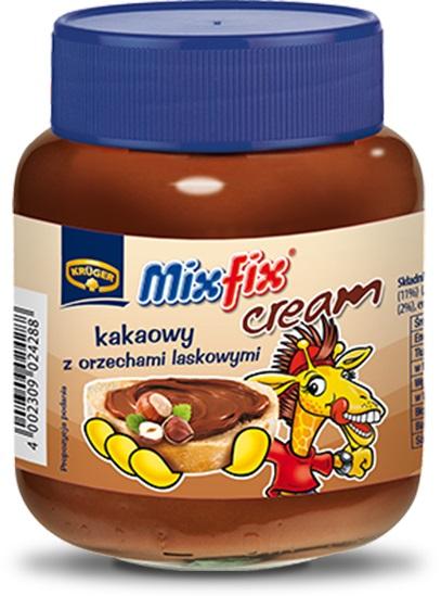 Krüger Mix Fix Cao cream kakaowy z orzechami laskowymi