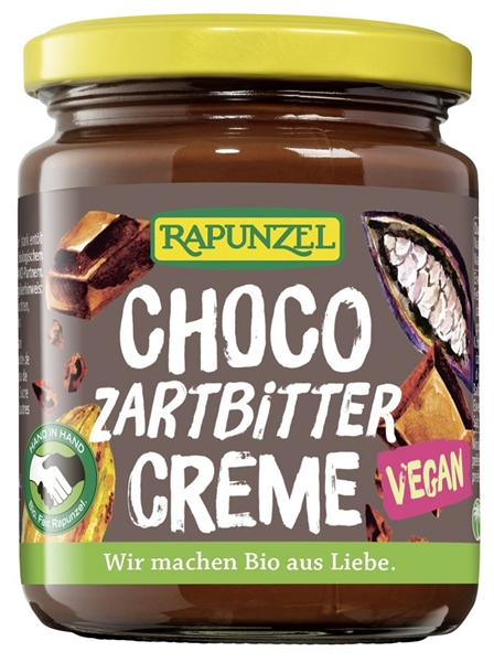 Mantequilla de chocolate orgánico