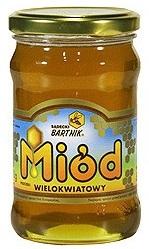 miel ppszczeli Multiflower