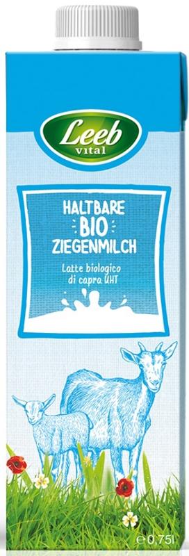 Leeb Vital kozie mleko UHT 3,2% BIO