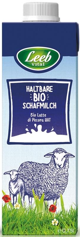Leeb Vital owcze mleko UHT BIO 4,5% tłuszczu
