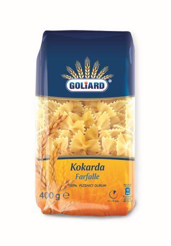 Goliard makaron 100% pszenicy durum Kokarda