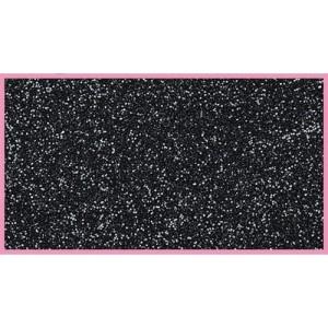 ногтей украшения черный блеск пыли