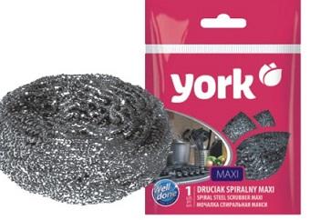York Czyścik spiralny druciak
