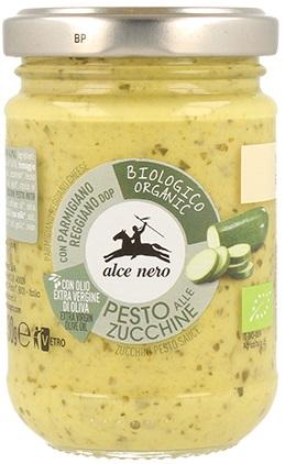 Alce Nero Pesto z cukini BIO