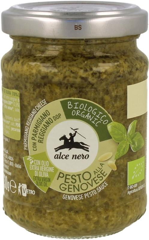Pesto Genovese bio