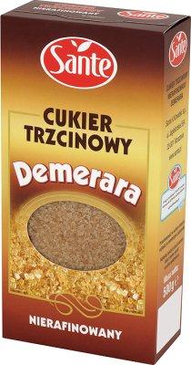 Sante Demerara cukier trzcinowy nierafinowany