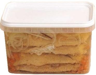 Rafa filety śledziowe opiekane w zalewie octowej