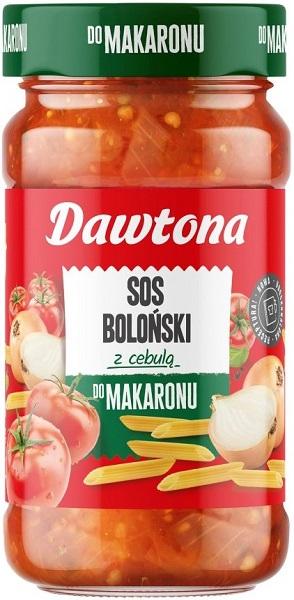 Dawtona sos neapolitański z papryką