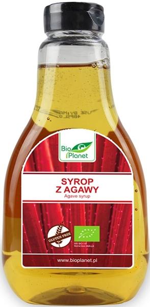 Bio Planet syrop z Agawy BIO