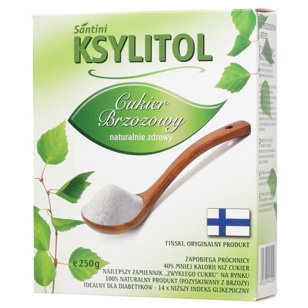 Santini Ksylitol cukier brzozowy