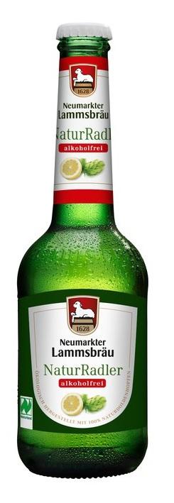 Neumarkter Lammsbrau Piwo bezalkoholowe radler BIO